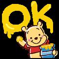Winnie The Pooh Pop-Up Stickers