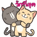 Boogy Tamy: Partial Emotion Sticker for LINE & WhatsApp | ZIP: GIF & PNG