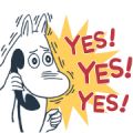 Moomin Intense Stickers