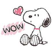 Snoopy's Friendly Chats Sticker for LINE & WhatsApp | ZIP: GIF & PNG