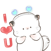 Super Soft Simao & Bamao 5 Sticker for LINE & WhatsApp | ZIP: GIF & PNG