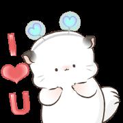 Super Soft Simao & Bamao 5 Sticker for LINE & WhatsApp | ZIP: GIF & PNG
