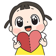BOMI: Adorable Reactions Sticker for LINE & WhatsApp | ZIP: GIF & PNG