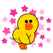 BROWN & FRIENDS Overreaction Stickers Sticker for LINE & WhatsApp | ZIP: GIF & PNG