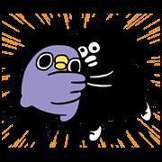 ByeBye ChuChu × Mentori Sticker for LINE & WhatsApp | ZIP: GIF & PNG