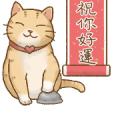 Cats LifeStyle - Sometimes Sticker for LINE & WhatsApp | ZIP: GIF & PNG