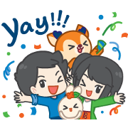 Cigna Care Team Sticker for LINE & WhatsApp | ZIP: GIF & PNG