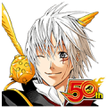 D.Gray-man J50th Sticker for LINE & WhatsApp | ZIP: GIF & PNG