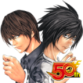 DEATH NOTE J50th
