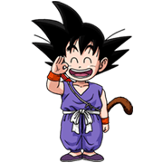 DRAGON BALL Sticker for LINE & WhatsApp | ZIP: GIF & PNG