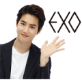 EXO Special 3 Sticker for LINE & WhatsApp | ZIP: GIF & PNG