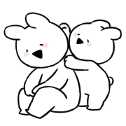 Extremely Rabbit's Working Life Sticker for LINE & WhatsApp | ZIP: GIF & PNG