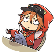 GOD EATER RESONANT OPS Sticker for LINE & WhatsApp | ZIP: GIF & PNG