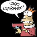 Galimatías de Trino Sticker for LINE & WhatsApp | ZIP: GIF & PNG