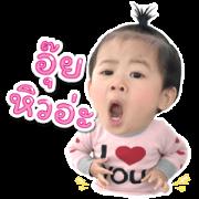 Ginger & Rainnie Sticker for LINE & WhatsApp | ZIP: GIF & PNG