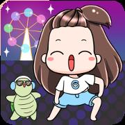 Gyoza Pop-Up Stickers Sticker for LINE & WhatsApp | ZIP: GIF & PNG