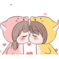 I'm Yours, Baby Cat 2 Sticker for LINE & WhatsApp | ZIP: GIF & PNG