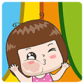 Jingjung Pop-Ups Sticker for LINE & WhatsApp | ZIP: GIF & PNG