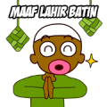 Joget Kekinian: Ramadan Special Sticker for LINE & WhatsApp | ZIP: GIF & PNG