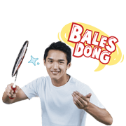 Jojo si Jagoan Badminton Sticker for LINE & WhatsApp | ZIP: GIF & PNG