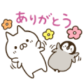 LINE NEWS × Penguin and Cat Days