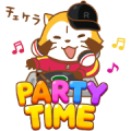 LINE POP2 & Puchi Rascal Sticker for LINE & WhatsApp | ZIP: GIF & PNG