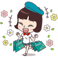Look Good, Feel Great Sticker for LINE & WhatsApp | ZIP: GIF & PNG