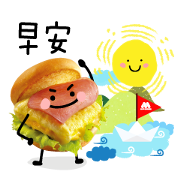 MOS Life Sticker for LINE & WhatsApp | ZIP: GIF & PNG