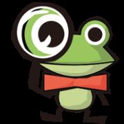 Mimamorikun Sticker for LINE & WhatsApp | ZIP: GIF & PNG