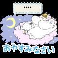 Moomin Custom Stickers
