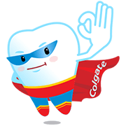 Oral Health on LINE Sticker for LINE & WhatsApp | ZIP: GIF & PNG
