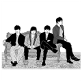 flumpool MUSIC Stickers 2