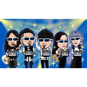 sakanaction Sticker for LINE & WhatsApp | ZIP: GIF & PNG