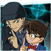 DETECTIVE CONAN: Big Stickers Sticker for LINE & WhatsApp | ZIP: GIF & PNG