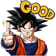 DRAGONBALL Z BOO Sticker for LINE & WhatsApp | ZIP: GIF & PNG