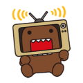 Domo Kun Sticker for LINE & WhatsApp | ZIP: GIF & PNG