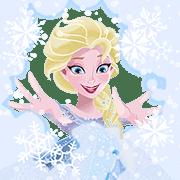 Frozen Pop-Up Stickers Sticker for LINE & WhatsApp | ZIP: GIF & PNG
