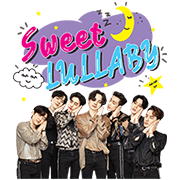 GOT7 with I GOT7 Sticker for LINE & WhatsApp | ZIP: GIF & PNG