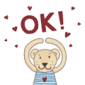 IKEA 2020 chatroom makeover Sticker for LINE & WhatsApp | ZIP: GIF & PNG