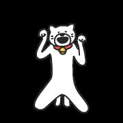 KETAKUMA Listless Intensity Sticker for LINE & WhatsApp | ZIP: GIF & PNG
