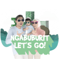 Keluarga Belo Sticker for LINE & WhatsApp | ZIP: GIF & PNG
