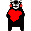 Kumamon Sticker for LINE & WhatsApp | ZIP: GIF & PNG