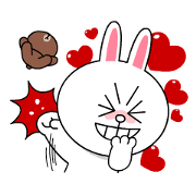 LINE Characters: Maximum Reaction Sticker for LINE & WhatsApp | ZIP: GIF & PNG