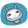 Labito: Cute Mode, Activate! Sticker for LINE & WhatsApp | ZIP: GIF & PNG