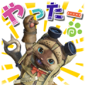 MONSTER HUNTER: WORLD Sticker for LINE & WhatsApp | ZIP: GIF & PNG