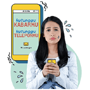 Maudy Ayunda: Let's Move On Sticker for LINE & WhatsApp | ZIP: GIF & PNG