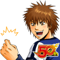 Mr.FULLSWING J50th Sticker for LINE & WhatsApp | ZIP: GIF & PNG