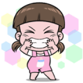NomYen Animated Stickers Sticker for LINE & WhatsApp | ZIP: GIF & PNG