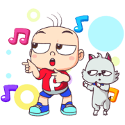 PangPond: More Animated Sticker for LINE & WhatsApp | ZIP: GIF & PNG
