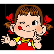 Peko-chan Sticker for LINE & WhatsApp | ZIP: GIF & PNG